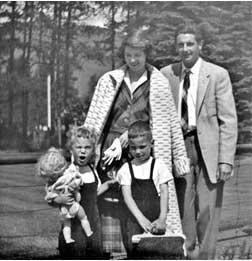 Jude Neale's family